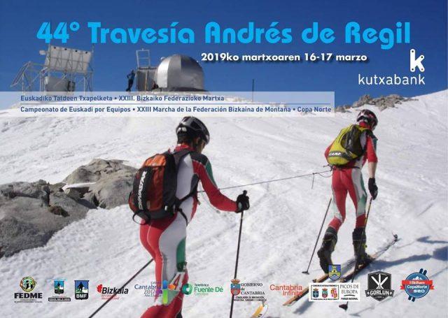 TRAVESIA ANDRÉS DE REGIL